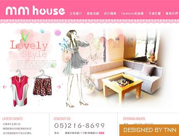 mm house 韓國服飾
